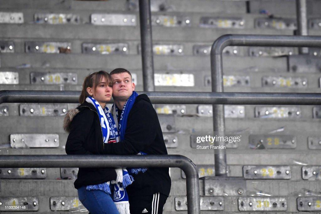 DEU: FC Schalke 04 v Fortuna Duesseldorf - Bundesliga