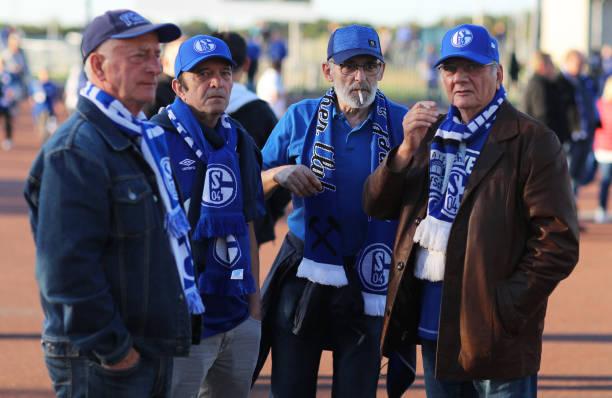 DEU: FC Schalke 04 v 1. FSV Mainz 05 - Bundesliga