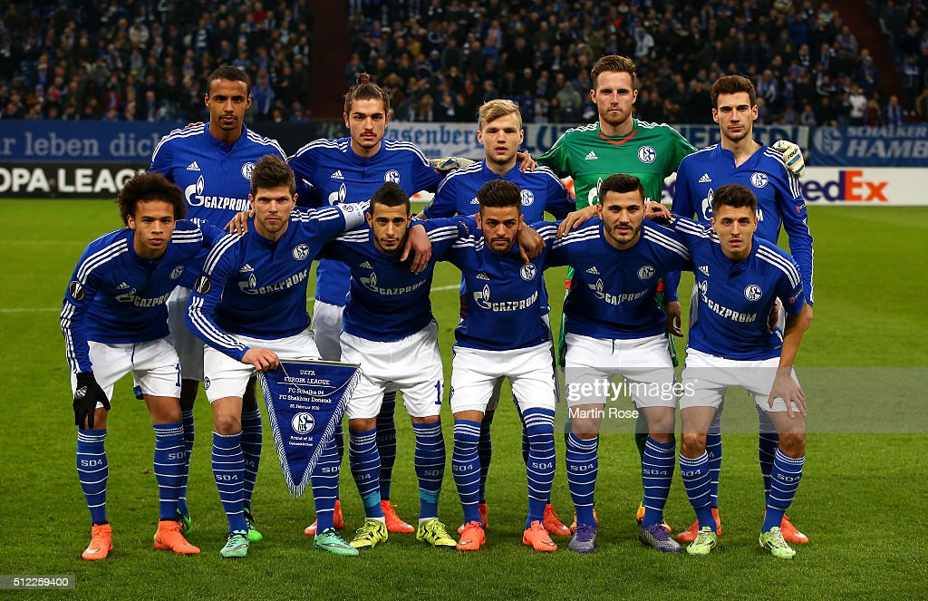 Schalke 04 Europa League 2021