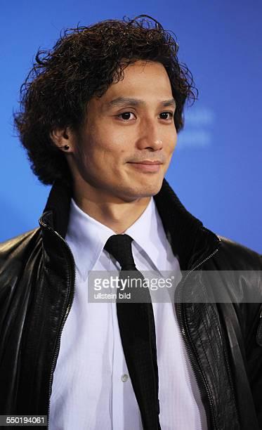 Schauspieler Ando Masanobo während eines Pressetermins zum Film Forever Enthralled anlässlich der 59 Internationalen Filmfestspiele in Berlin