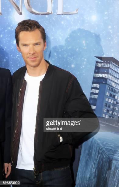 Schauspieler Benedict Cumberbatch aufgenommen bei einem Fototermin zum Film Doctor Strange im Soho House in Berlin Mitte