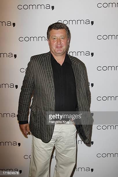 Schauspieler Bruno Apitz Beim Comma Store ReOpening In Hamburg