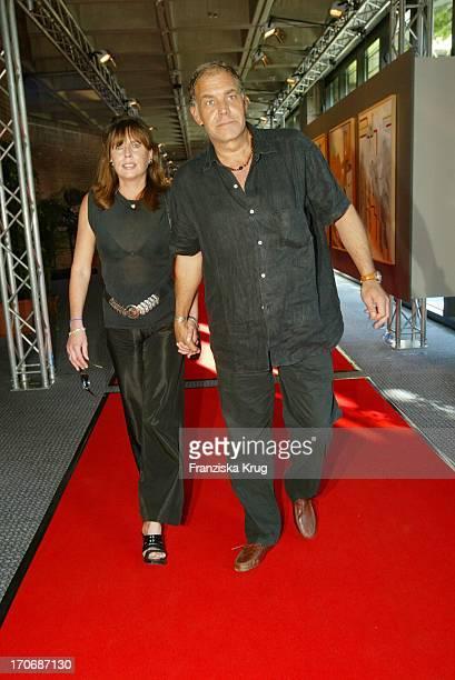 Schauspieler Christian Kohlund Und Ehefrau Elke Beim Ufa Filmempfang Beim Filmfest München Im Gasteig