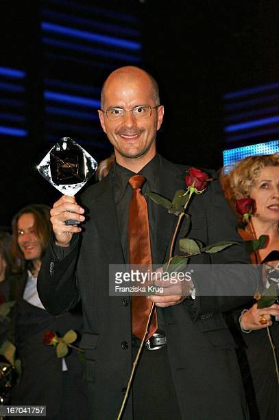 Schauspieler Christoph Maria Herbst Bei Der Verleihung Des Adolf Grimme Preis In Marl Am 310306
