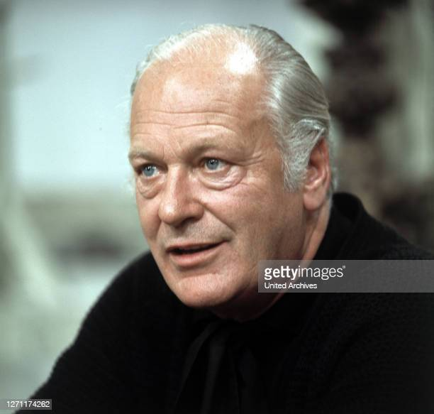 Schauspieler CURD JÜRGENS – 1970.
