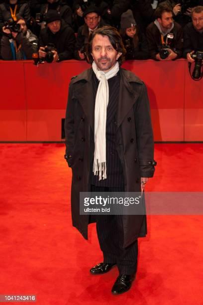 Schauspieler David Bennent auf der Berlinale Preisverleihung am