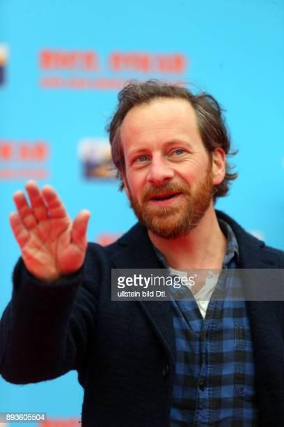 Schauspieler Fabian Busch 'Rico Oscar und der Diebstahlstein' im Kino ZooPalast in Berlin Datum