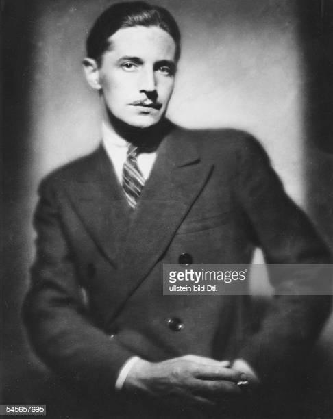 Schauspieler GBPorträt veröff Uhu 3/ 1928/29Foto Rolf Mahrenholz