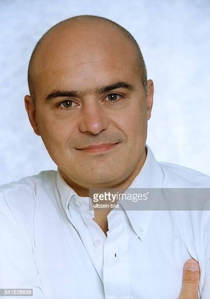 Schauspieler ItalienPortrait Juli 2001