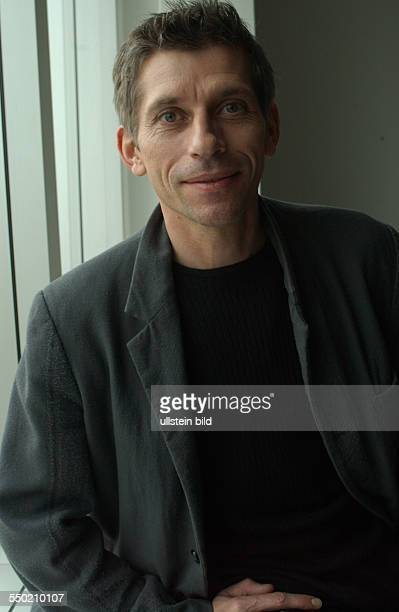 Schauspieler Jaques Gamblin anlässlich eines Fotoshootings am Rande der 54 Internationalen Filmfestspiele in Berlin