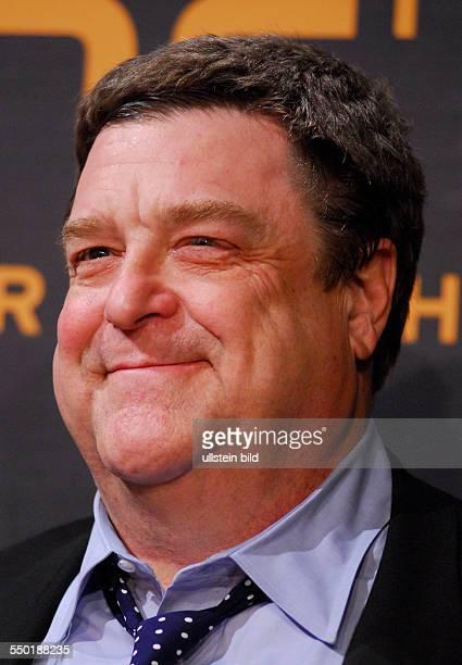 Schauspieler John Goodman anlässlich des RadioEins Nighttalk am Rande der 59 Berlinale in Berlin