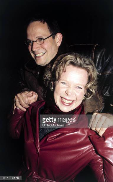 Sommertreff 20.9.2000 KLAUS-PETER GRAP, Schauspieler MARION KRACHT, Schauspielerin.
