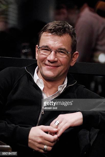 Schauspieler Matthias Freihof anlässlich des RadioEins Nighttalk am Rande der 59 Berlinale in Berlin