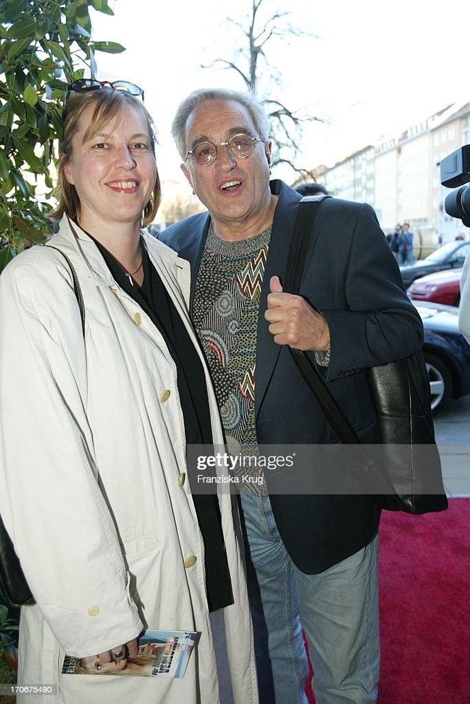 Michael Degen Ehefrau