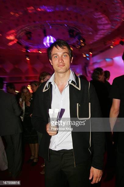Schauspieler Ralf Bauer Bei Der Verleihung Des Nachwuchspreises New Faces Award Der Zeitschrift Bunte Im Bcc In Berlin Am 070705
