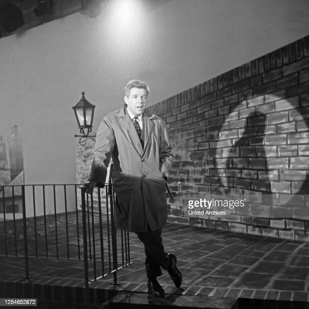Schauspieler sin Schauspieler Fernsehfilm Deutschland 1966 Darsteller Heinz Drache