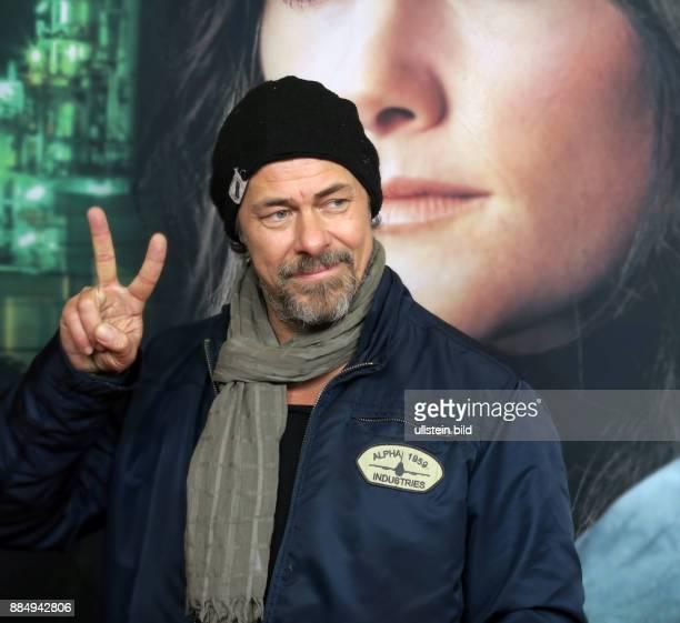 Schauspieler Sven Martinek aufgenommen bei der Premiere vom ARD Tatort Der grose Schmerz im Kino Babylon in Berlin Mitte