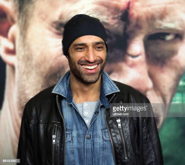 Schauspieler Tamer Trasoglu aufgenommen bei der Premiere vom ARD Tatort Der grosse Schmerz im Kino Babylon in Berlin Mitte