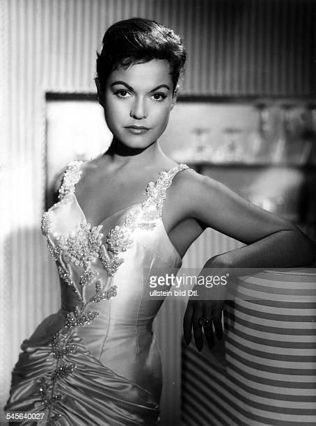 Schauspielerin 1957