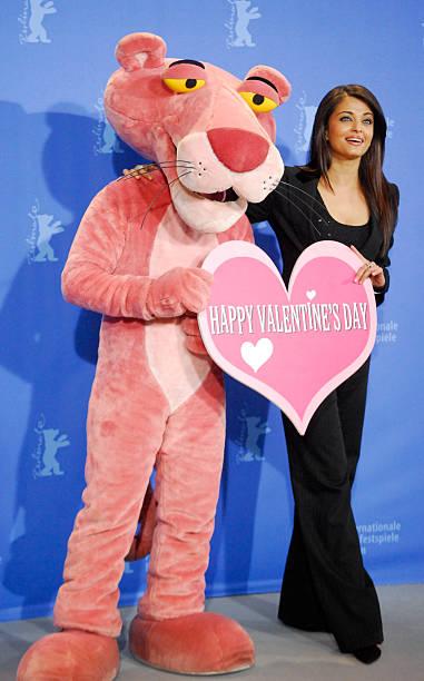 Schauspielerin Aishwarya Rai während eines Pressetermins zum Film Pink Panther 2 anlässlich der 59 Internationalen Filmfestspiele in Berlin