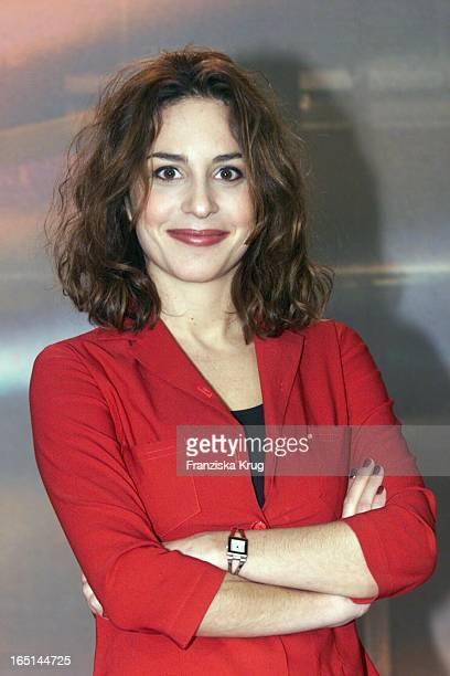 Schauspielerin Alexandra Rapaport Bei Pk Zum Film 'Myrkrahöfdinginn' Berlinale / 50 Internationale FilmfestspieleBerlin