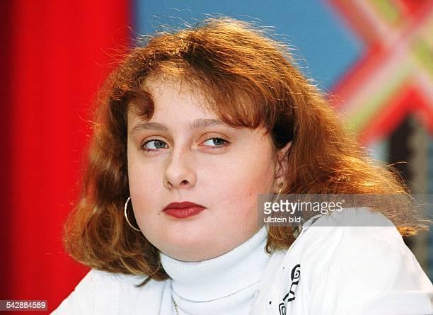 Schauspielerin Anais Reboux