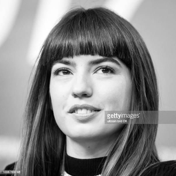 Schauspielerin Anjela Nedyalkova bei der Pressekonferenz zum Film T2 TRAINSPOTTING anlässlich der 67 Berlinale