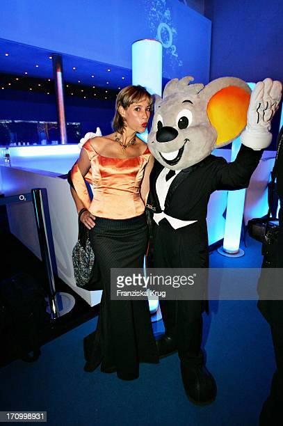 Schauspielerin Carin C Tietze Bei Der Europa Park Power Child Charity Night Im Europa Park Rust Am 011005