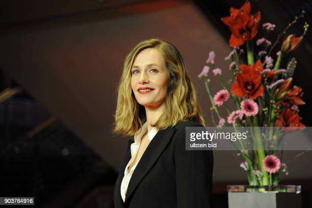 Schauspielerin Cecile de France anlässlich der Eröffnung der 67 Berlinale mit dem Film DJANGO