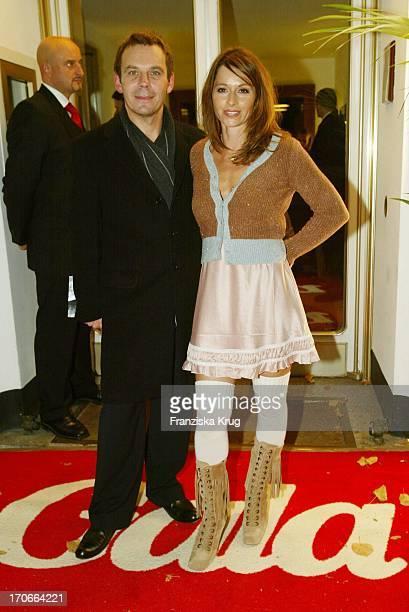Schauspielerin Christina Plate Mit Ehemann Claus Bei Der Gala Vip Lounge Im Doc Cheng'S In Hamburg