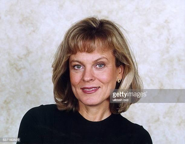 Schauspielerin D Porträt Dezember 1999 arronge l'arronge andrea