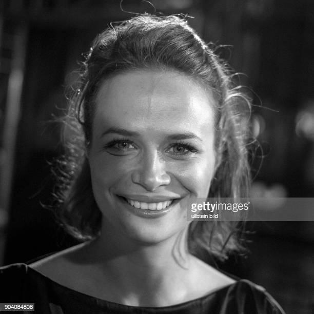 Schauspielerin Diana Cavallioti während des RadioEins Berlinale Nighttalk aus der XXLounge anlässlich der 67 Internationalen Filmfestspiele Berlin