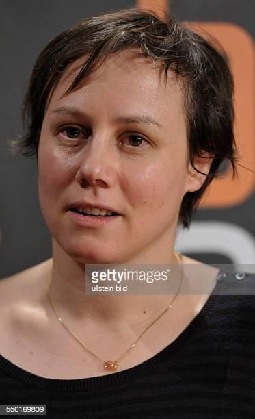 Schauspielerin Eva Löbau beim RadioEins Berlinale Nighttalk am Rande der 60 Internationalen Filmfestspiele in Berlin
