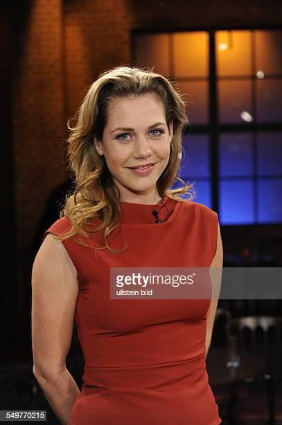 Schauspielerin Felicitas Woll
