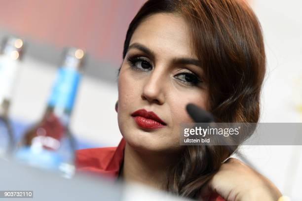 Schauspielerin Huma Qureshi bei der Pressekonferenz zum Film VICEROY´S HOUSE anlässlich der 67 Berlinale
