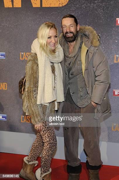Schauspielerin Janine Kunze mit Ehemann Dirk Budach