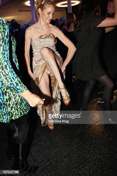 Schauspielerin Jeanette Hain Bei Der Verleihung Der 'Gq Männer Des Jahres' Verleihung In Der Alten Kongresshalle In München Am 131108