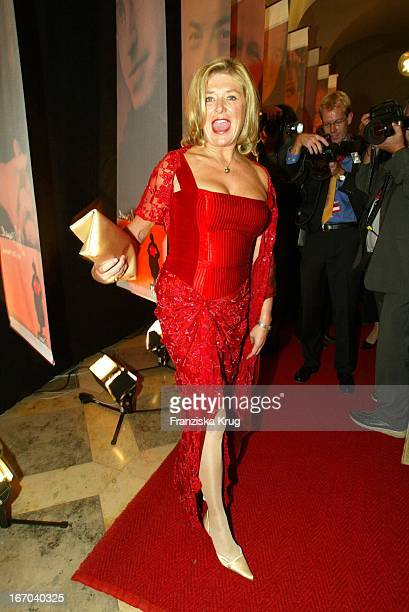 Schauspielerin Jutta Speidel Bei Der Verleihung Des Internationalen Buchpreises Corine In München Am 051103