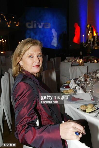 Schauspielerin Jutta Speidel Beim Deutschen Videopreis In München