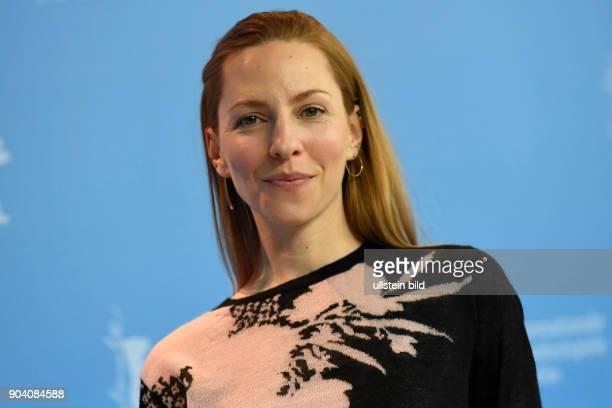 Schauspielerin Katharina Schüttler beim Photocall zum Film KONGENS NEI / THE KING´S CHOICE anlässlich der 67 Berlinale
