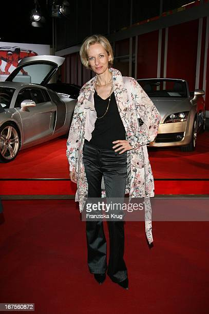 Schauspielerin Mareike Carriere Bei Der Verleihung Der New Faces Awards Im Bcc In Berlin Am 030407