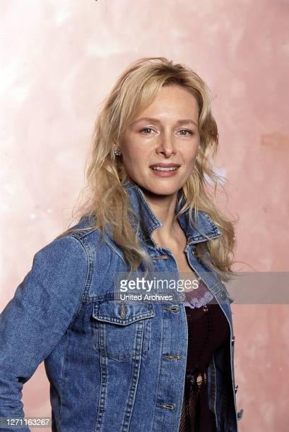 Schauspielerin MARITA MARSCHALL / D 2001