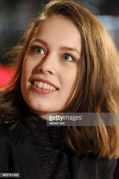 Schauspielerin Paula Beer zu Gast im RadioEins Berlinale Nighttalk aus der XXLounge anlässlich der 67 Berlinale