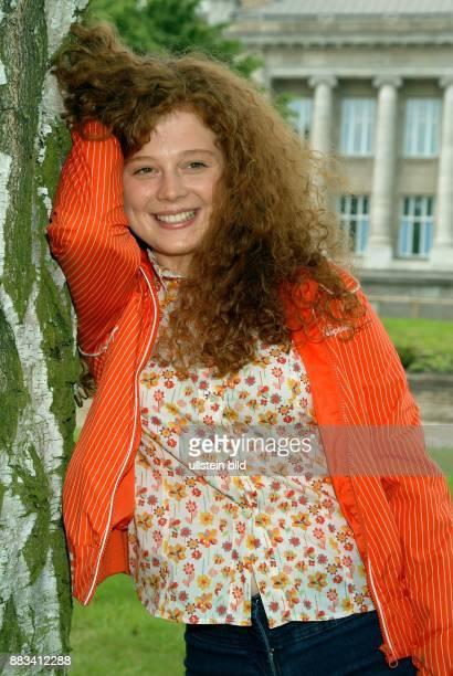 1981 Schauspielerin Polen Porträt