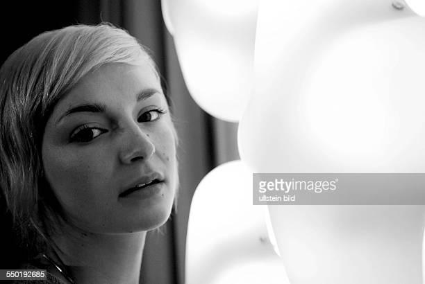 Schauspielerin Sabrina Reiter anlässlich der SHOOTING STARS 2007 während der 57 Internationalen Filmfestspiele in Berlin