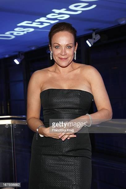 Schauspielerin Sonja Kirchberger Bei Der Blue Hour The Opening Party Der Ard Im E4 Bei Der 59 Berlinale In Berlin