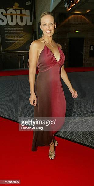 Schauspielerin Sonja Kirchberger Beim Ufa Filmempfang Beim Filmfest München Im Gasteig