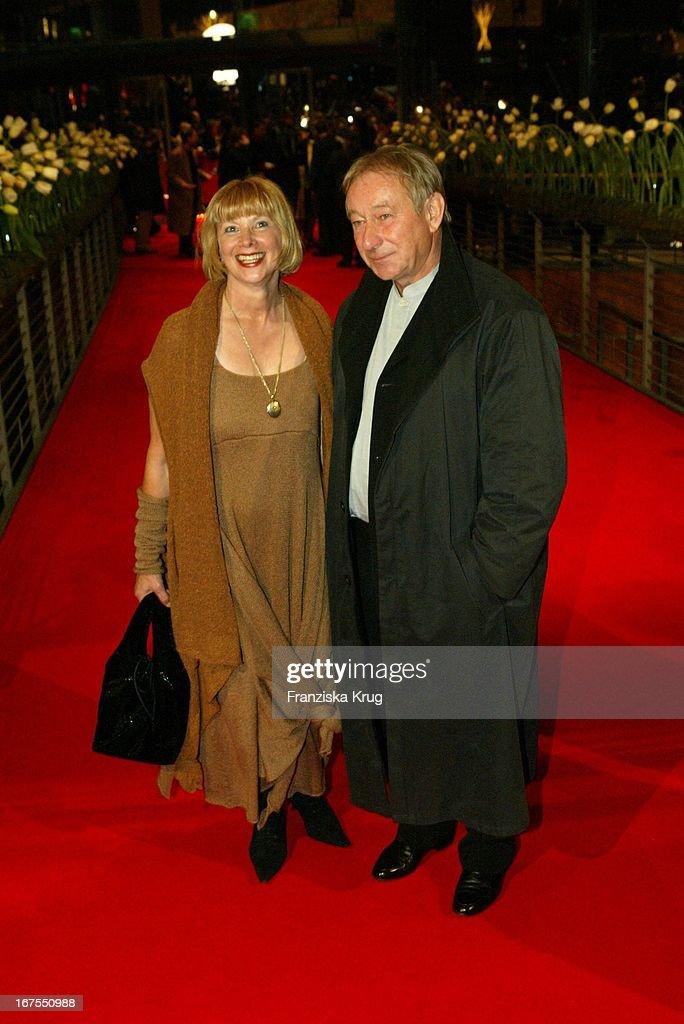 Schauspielerin Ursela Monn Mit Ehemann Michael Wintzer Bei ...
