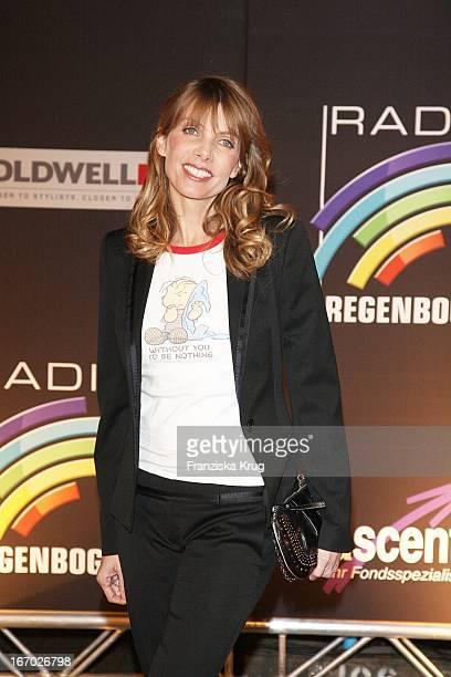 Schauspielerin Ursula Karven Bei Der Verleihung Des Medienpreis Radio Regenbogen Award Der Medienpreis Aus Baden Württemberg In Der Schwarzwaldhalle...