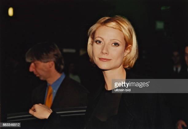 Schauspielerin USA Porträt Februar 1998